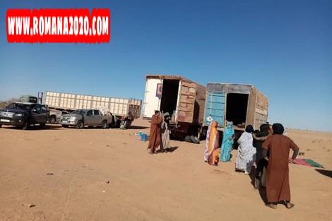 أخبار المغرب.. الصحافة: الخوف من جائحة فيروس كورونا  يخَلف نزوحا جماعيا من مخيمات تندوف