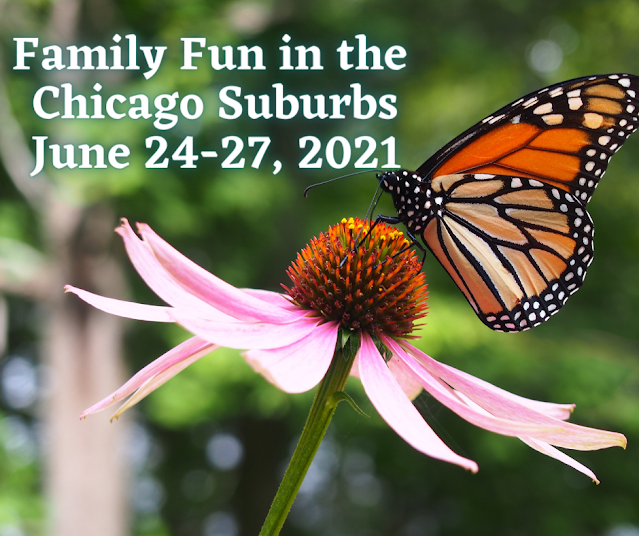 23 Family Fun Events in the Chicago Suburbs June 24-27, 2021