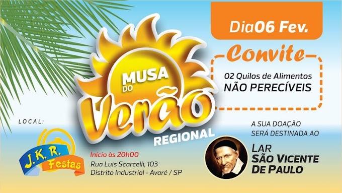 Concurso Musa do Verão 2020 dia 6 de Fevereiro