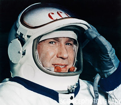 Remembering Alexei Leonov, the First Man to Run in Space