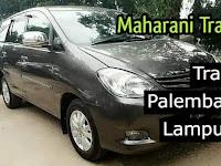 Travel Palembang Lampung PP - Maharani Tranz