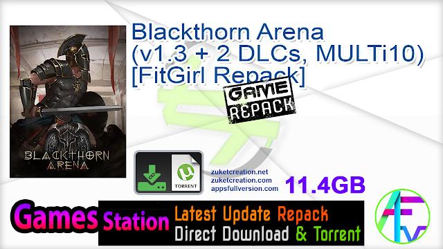 Blackthorn Arena (v1.3 + 2 DLCs, MULTi10) [FitGirl Repack]