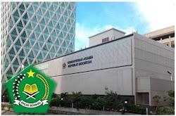Pengumuman Penerima Bantuan Pada Website Resmi Kementerian Agama Republik Indonesia