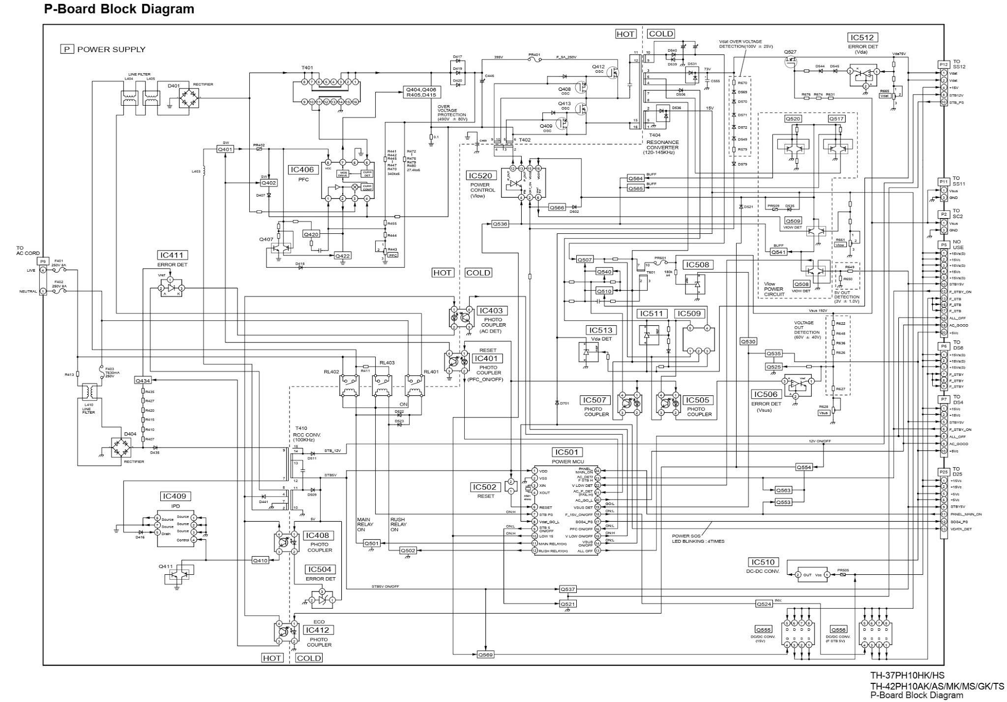 Electrotricks Panasonic Tnpa Ak Smps And Toshiba Pcg33