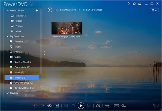CyberLink PowerDVD Ultra 17.0.2316.62 Full Version