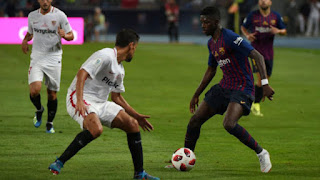 Bayern CEO Rummenigge on Ousmane Dembele: 'He was one of my favourite players'