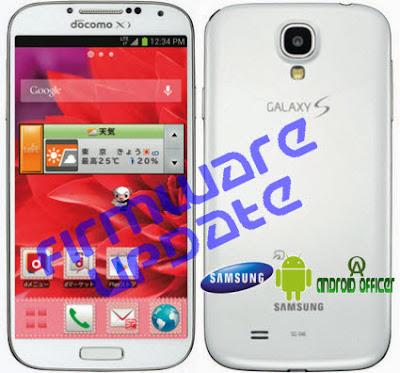Samsung Galaxy S4 SC-04E Japan DoCoMo