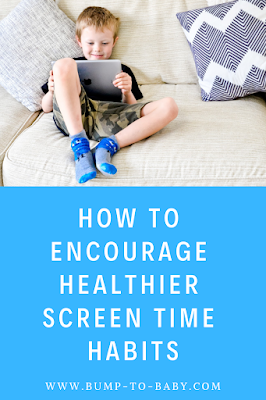 HEALTHIER SCREEN TIME, CUTTING KIDS SCREEN TIME, MANAGING SCREEN TIME