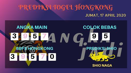 Prediksi HK Kamis 16 April 2020 - Prediksi Angka HK