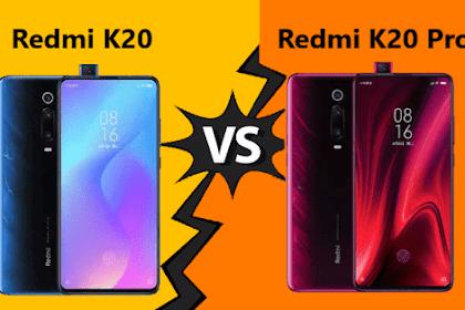 Kupas Tuntas Perbandingan Redmi K20 Dan Redmi K20 Pro