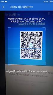 cara mengirim file dari android ke laptop dengan wifi