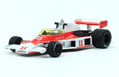 McLaren M23 1976 Janes Hunt f1 the car collection