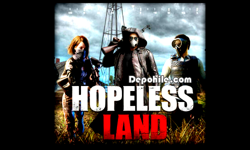 Hopeless Land Fight for Survival iOS Wall, Mermi Hileli İndir 2020