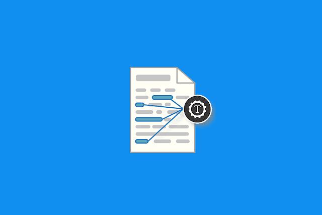 Cara Membuat Sumber Link Otomatis di Blogger