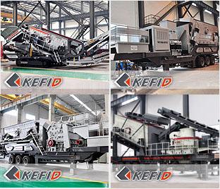 Kefid Stone Crusher Machines