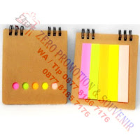 Notebook Mini + Post It N-812