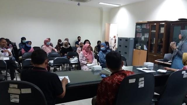 Koordinasi Rapat Bersama Sumber Daya Manusia PKH