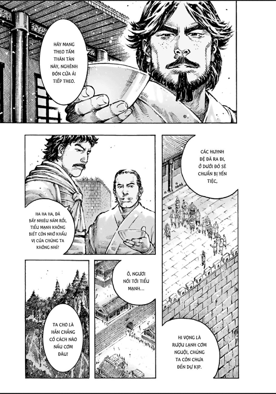 Hỏa phụng liêu nguyên Chương 482: Lão Tử dẫn lộ trang 6