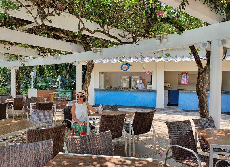Resort Bourbon Cataratas Bares e restaurates