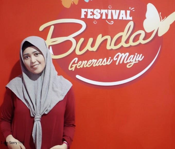 Festival Bunda Generasi Maju Bersama SGM Bunda