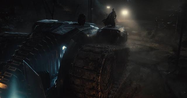 """battank - Reseña de la """"Liga de la Justicia de Zack Snyder"""""""