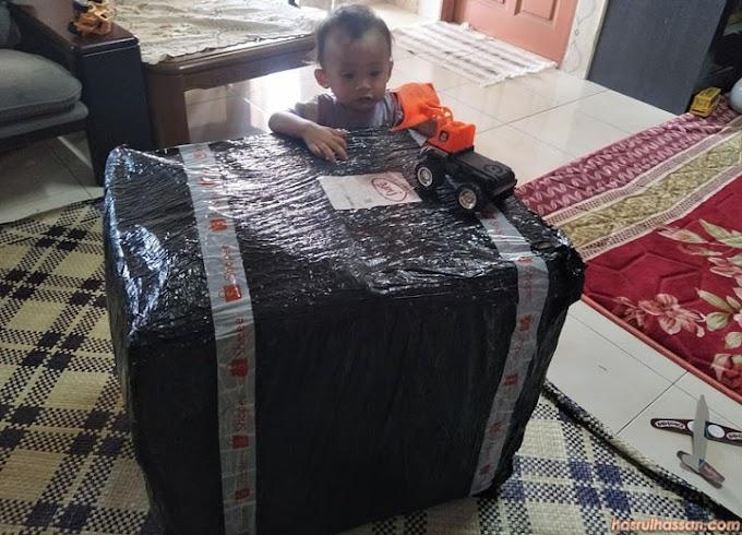 Penangan 9.9 Shopee, Wife Borong PetPet Murah
