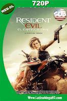 Resident Evil: El capítulo final (2016) Subtitulado HD Web-Dl 720p - 2016