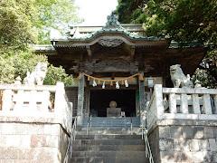 伊東市三島神社