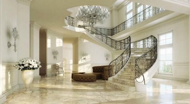 design of spiral staircase