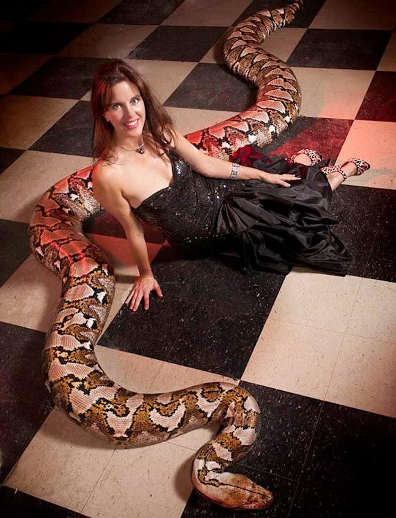 worlds longest snake