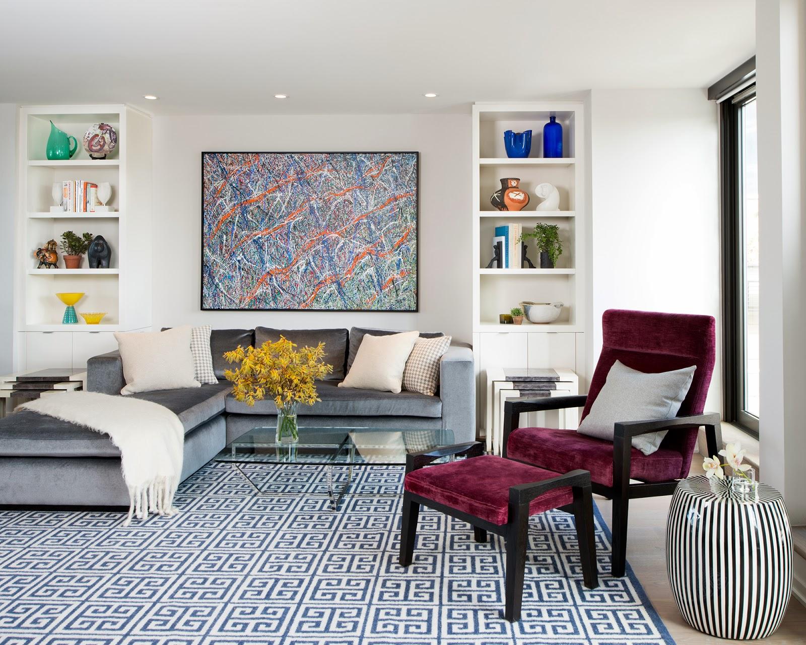 living modern in washington d c interior homes