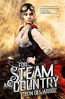 For Steam and Country - Jon Del Arroz