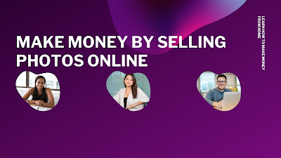 make money by selling online photos