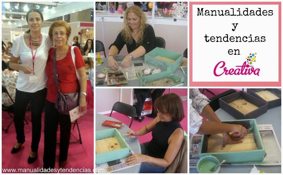 Talleres creativa Madrid Manualidades y tendencias
