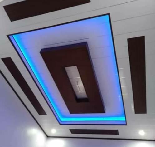 Desain plafon rumah minimalis sederhana
