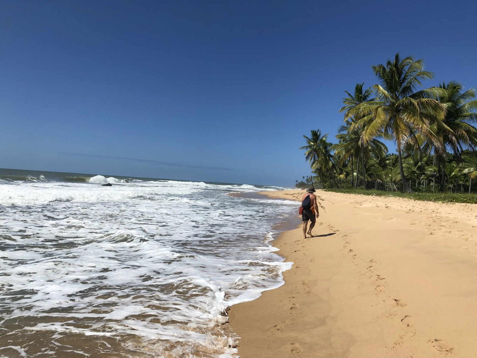 Praia 3 Coqueiros - Península de Maraú