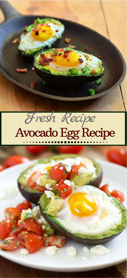 Avocado Egg Recipe #vegan #vegetarian #soup #breakfast #lunch