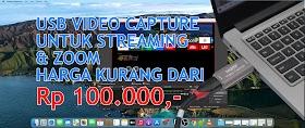 USB Video Capture Murah Untuk Gamer