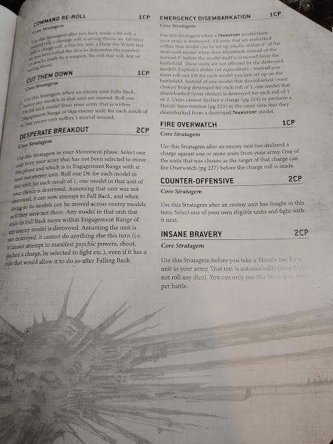 Estratagemas básicas 9a edición