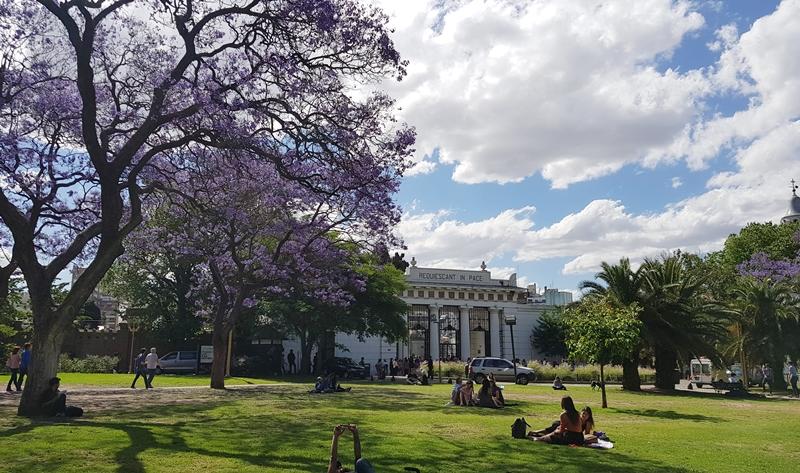 Hotéis na Recoleta, Buenos Aires