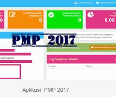 New Aplikasi PMP 2017 SD SMP SMA Lengkap Disertai Panduannya