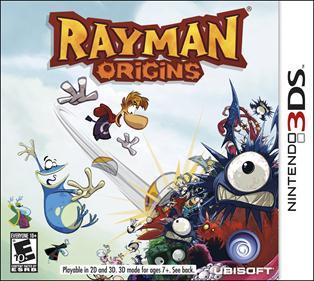 Rom Rayman Origins 3DS
