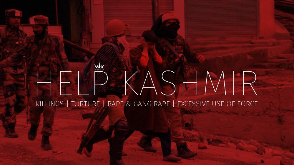 Help Kashmir