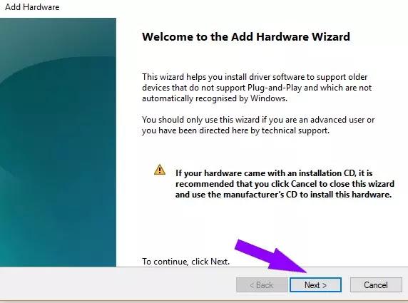 Download dan cara Install CDC USB Driver untuk Windows