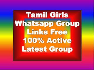 Tamil Girls Whatsapp Group Links Tamil Whatsapp Group Links