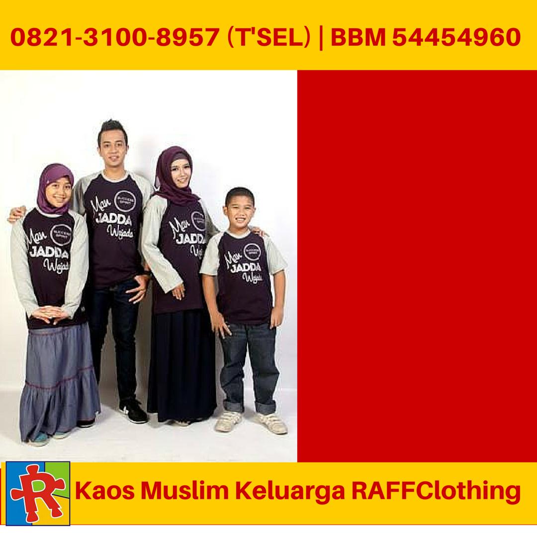 Baju Muslim Keluarga Jual Baju Muslim Keluarga