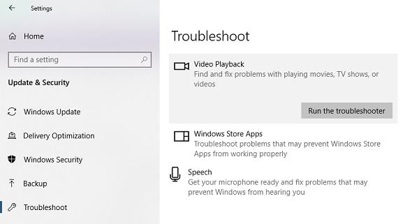 Memperbaiki Windows Media Player Error