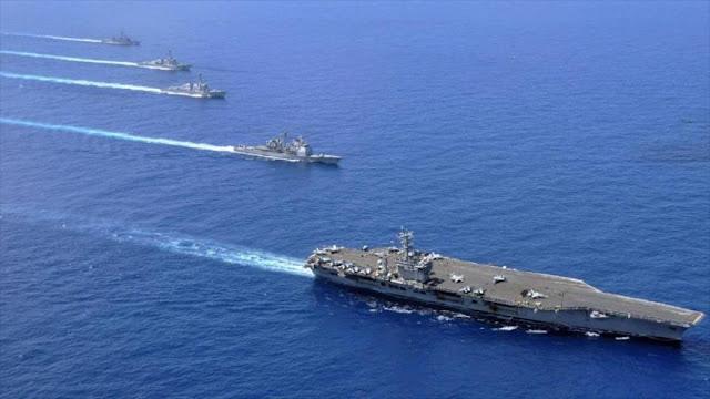 EEUU se prepara ante una eventual confrontación militar con China