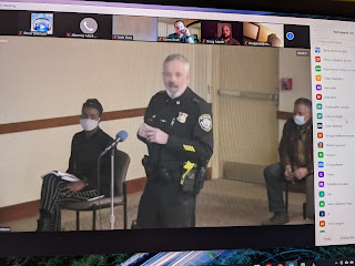 Police Chief TJ Lynch updates on the ongoing police investigation