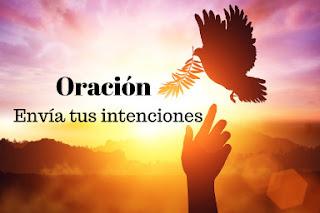 Intenciones de Oración